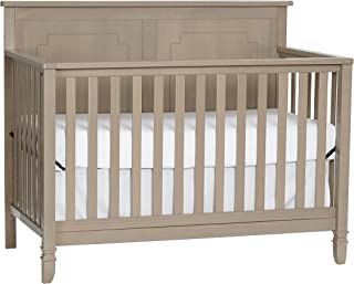 Suite Bebe Asher 4 in 1 Convertible Crib Blossom Grey