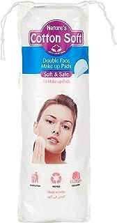 Cotton Soft Cotton Soft - Cotton Pads Double Face - 70 Pieces