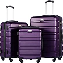 women's spinner luggage sets