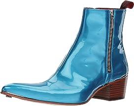 Steel Double Zip Boot