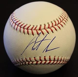 Austin Allen San Diego Padres Signed Official Major League Baseball W/COA - NFL Autographed Miscellaneous Items