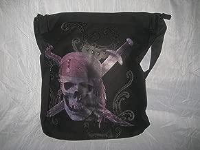 Pirates of the Caribbean Skull Tote Bag