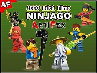 Clip: Lego Brick Films Ninjago - Artifex
