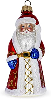 Christmas gift gnome rare ornament Xmas glass decor magician soviet ornaments vintage doll fairy tale kids old man father frost ded moroz