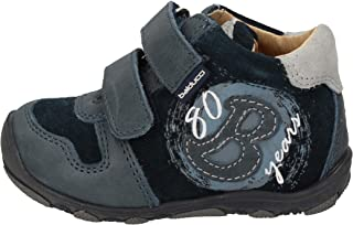 Fashion-Sneakers Baby-Boys Suede Blue