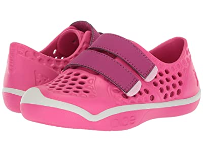 PLAE Mimo (Toddler/Little Kid) (Fuchsia/Purple) Girls Shoes