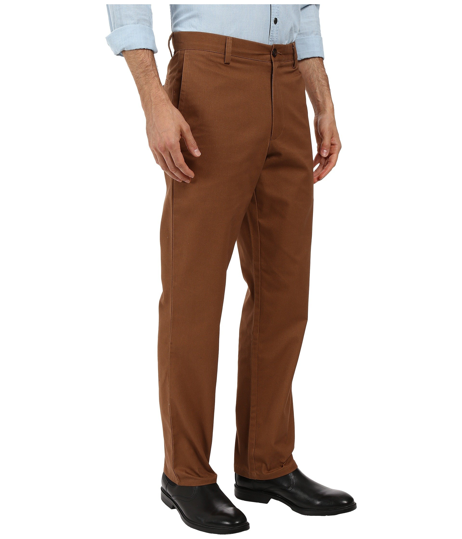 Dockers Easy Khaki Straight Flat Front Pants At 6pm