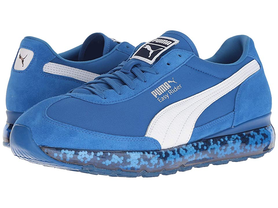 PUMA Jamming Easy Rider (Strong Blue/Puma White) Men