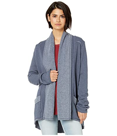 Hard Tail Slouchy Cardigan (Storm) Women