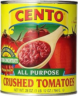 Cento Crushed Tomato, 28 Oz