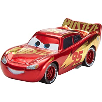 Red 1:55 Scale Blue Mattel DXW05 Disney//Pixar Cars Lightning McQueen /& Sally Vehicles 2 Pack