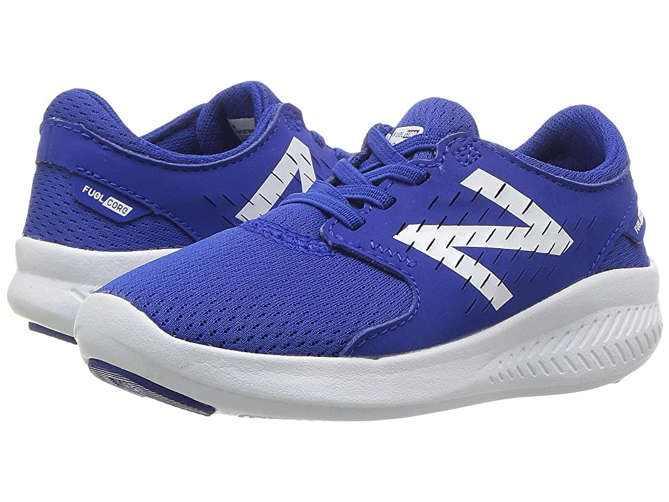 New Balance Kids FuelCore Coast v3 (Infant/Toddler) (Blue/White) Boys Shoes