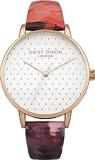 Daisy Dixon DD008PRG Ladies Suki Rose Gloss Leather Strap Watch
