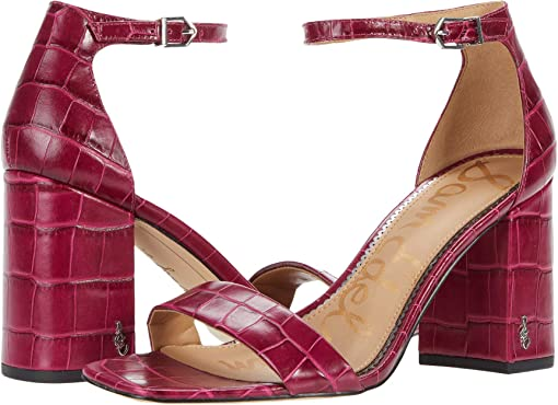 Berry Cairo Large Croco Leather