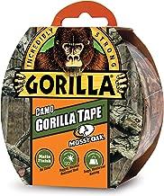 Gorilla Tape, Camo Duct Tape, 1.88