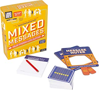 Professor Puzzle - Mixed Messages - Lip Reading & Drawing Party Game - The Hysterical Family Game of miscommunication by L...