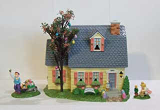 Department 56 Happy Easter House