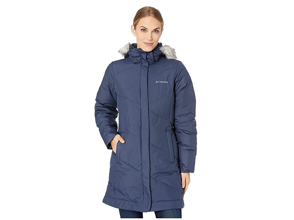 Columbia Snow Eclipsetm Mid Jacket (Nocturnal) Women