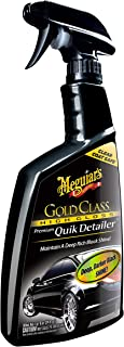 Meguiar's G7624 Gold Class Premium Quik Detailer, 24 Fluid Ounces