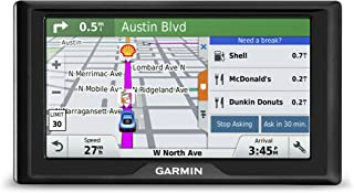 Garmin Drive 60 USA + CAN LM GPS Navigator System with Lifetime Maps, Spoken Turn-By-Turn Directions, Direct Access, Driver Alerts, and Foursquare Data