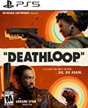 Deathloop - PlayStation 5 - Standard Edition