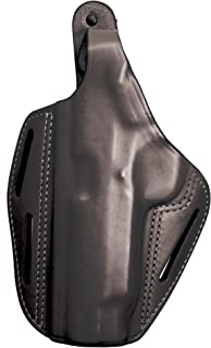 BLACKHAWK! Leather 3-Slot Pancake Holster