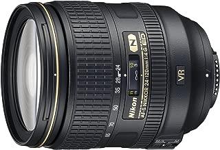 Nikon AF-S Nikkor 24-120mm F/4 G ED VR Zoom Lens for Nikon DSLR Camera