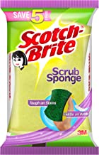 Scotch-Brite Scrub Sponge (Large) - Set of 2Pcs