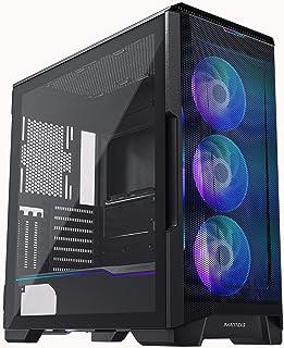 Phanteks Eclipse P500A (PH-EC500ATG_DBK01) high Airflow Full-Metal mesh Design, ATX Mid-Tower, Digital-RGB Lighting, 140mm...