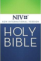 NIV, Holy Bible Kindle Edition