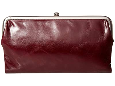 Hobo Lauren (Deep Plum) Clutch Handbags