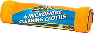 ARMORALL 6 MICROFIBRE CLEANING CLOTHS 1 PC
