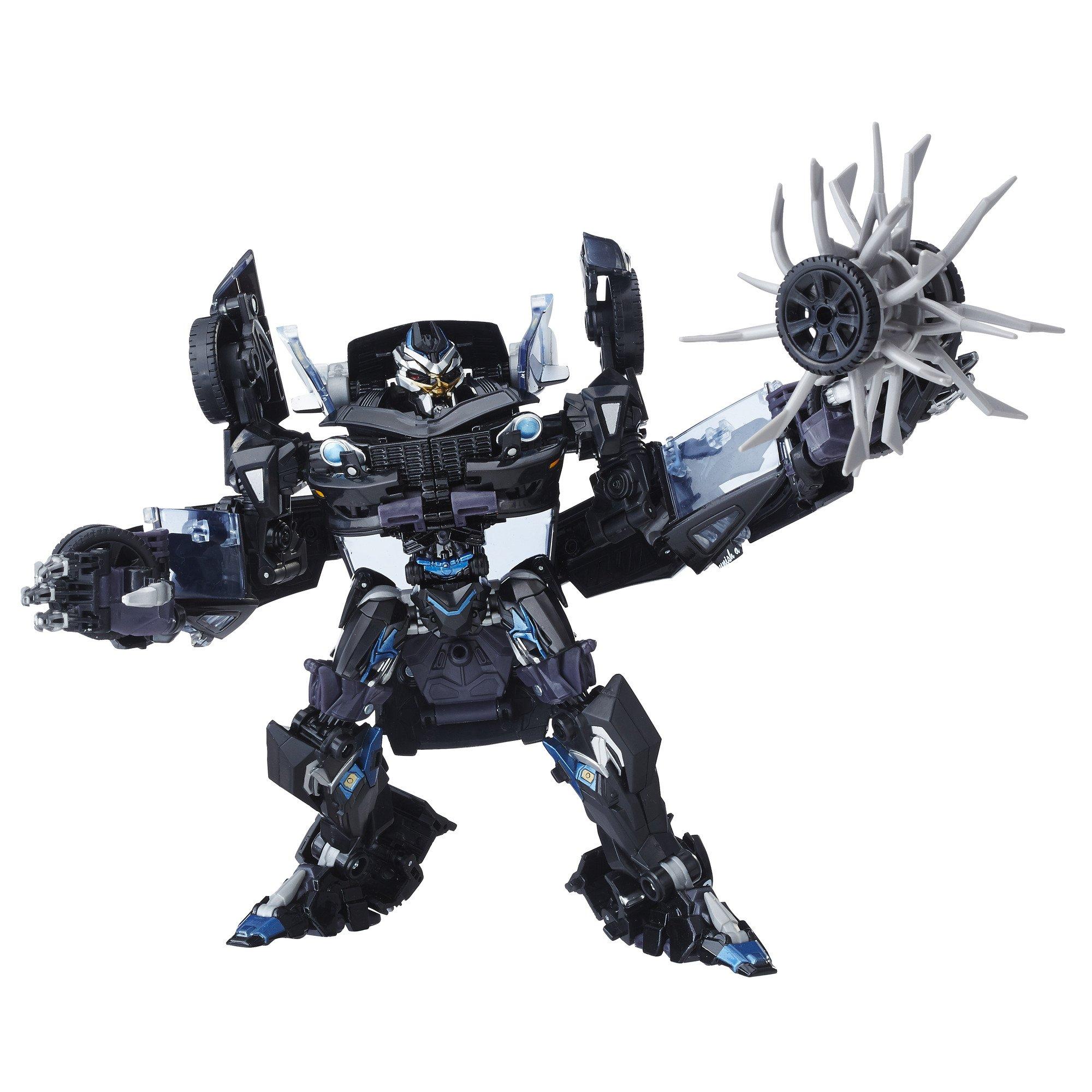 Barricade Transformers 5 The Last Knight Autobots Sci-fi Robots Action Figure