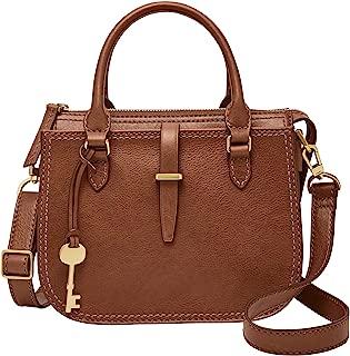 Fossil Women's Shoulder Bag, 9''L x 2.69''W x 7.25''H, Brown