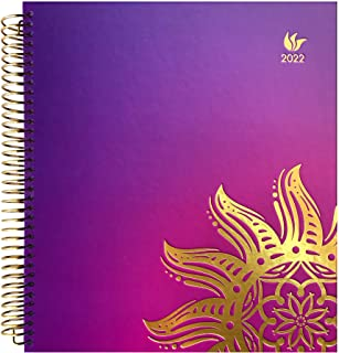 $34 » InnerGuide 2022 Planner 2022 Hardcover Planner - 12 Month Dated Monthly Weekly Daily Organizer Appointment Book (January -...