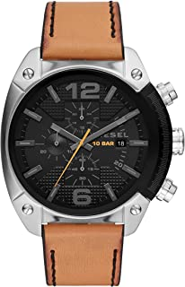 Diesel Men's Chronograph Quartz Watch, Light Brown, DZ4503
