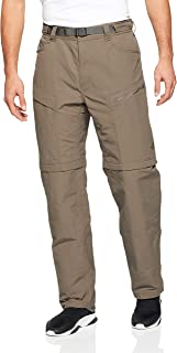 The North Face Men's para Trail Convertible Pant, Weimaraner BRN
