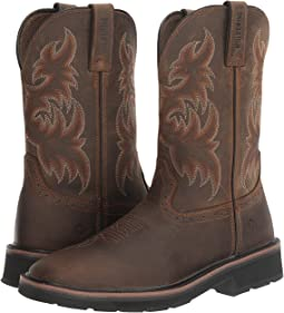 Wolverine Rancher Wellington Soft Toe