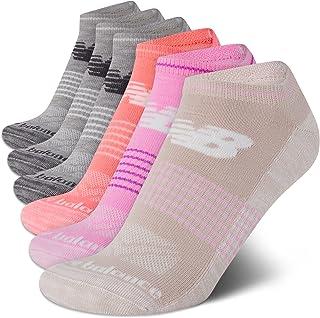 Women's Athletic Socks - Lightweight No Show Socks (6 Pack)