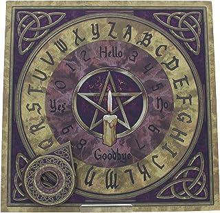 Nemesis Now Pentagram Spirit Board 39cm Yellow