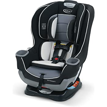 Amazon Com Graco Extend2fit Convertible Car Seat Ride Rear