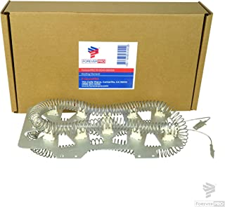 ForeverPRO DC47-00019A Heating Element for Samsung Electric Dryer or Whirlpool 35001247