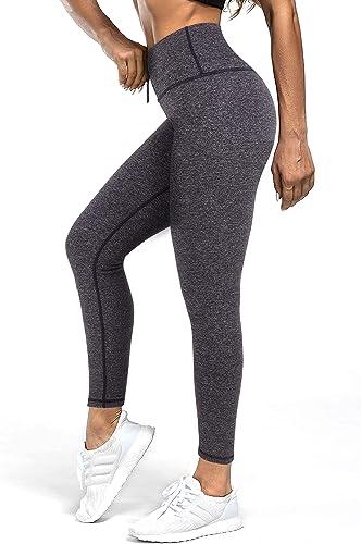 Legging Femmes, Legging de Sport Femme,Pantalon Yoga avec Poche,Taille Haute Femmes Mode Faire des Exercices Leggings...