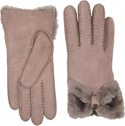 UGG - Bow Waterproof Sheepskin Gloves