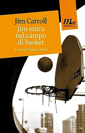 Jim entra nel campo di basket