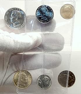 monaco coin set