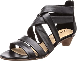 Clarks Women's MENA Silk Fashion Sandals