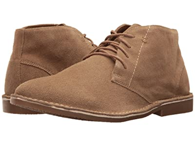 Nunn Bush Galloway Plain Toe Chukka Boot (Beige) Men