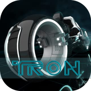 tron bike game 3d