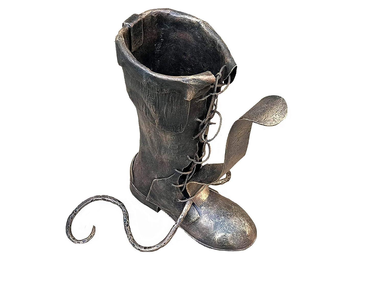 Umbrella holder umbrella New item stand hand boot forged d Max 69% OFF metal